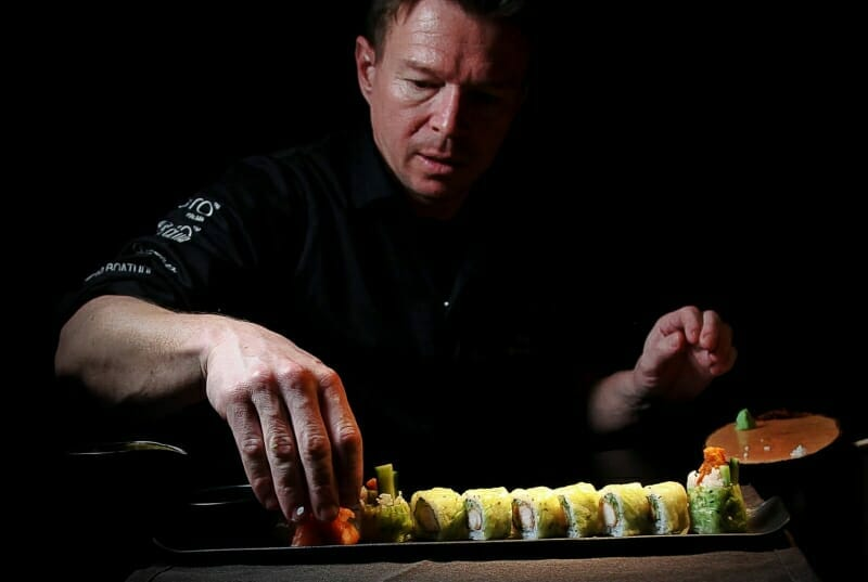Klaus Brunmayr Lucy Wang Ischgl First Class Restaurant Japanese Newstyle & French Brasserie