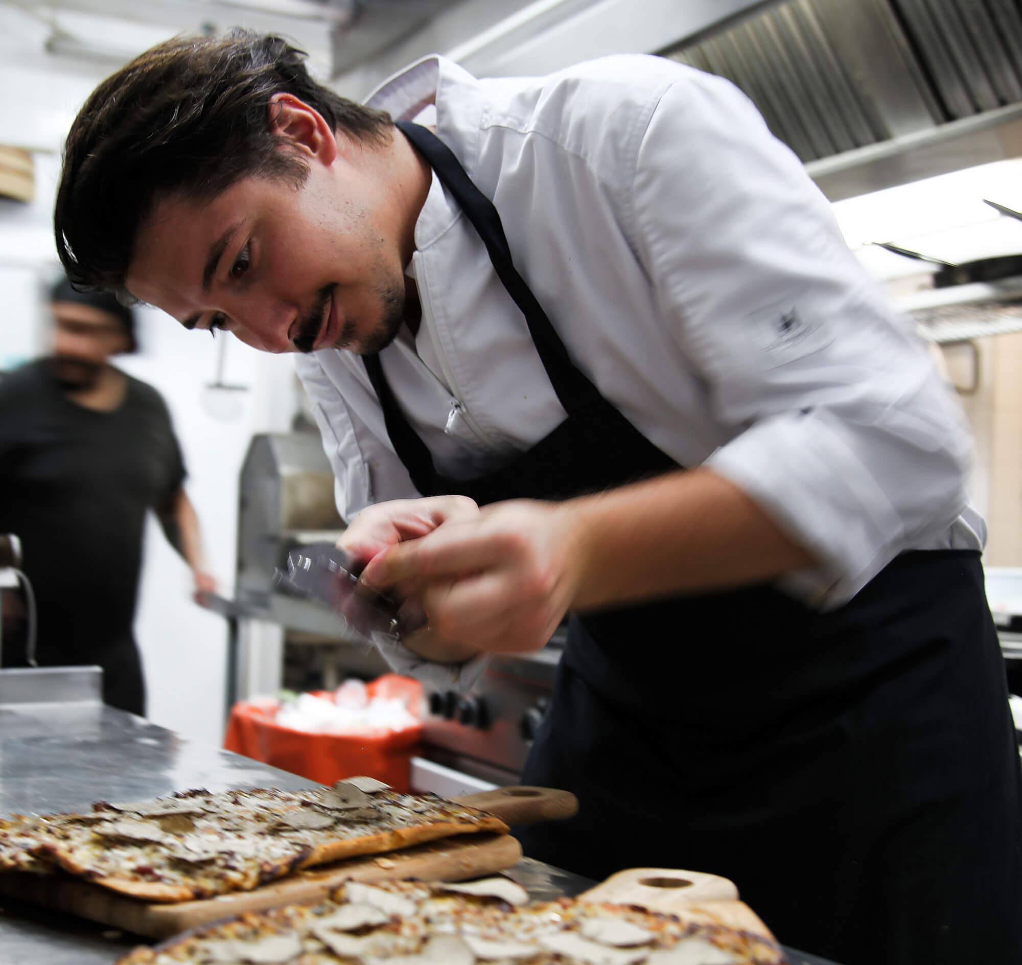 Raphael Herzog Chef de cuisine